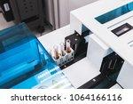 saint petersburg  russia  ... | Shutterstock . vector #1064166116