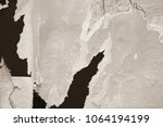 old ripped torn grunge posters... | Shutterstock . vector #1064194199