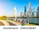 guangzhou  china  april 2018 ... | Shutterstock . vector #1064228669