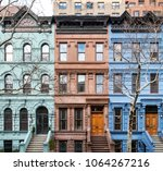Colorful Historic Buildings On...