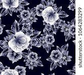 abstract elegance seamless...   Shutterstock . vector #1064283299