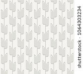 vector pattern with abstract... | Shutterstock .eps vector #1064303234