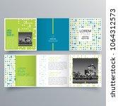 brochure design  brochure... | Shutterstock .eps vector #1064312573
