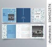 brochure design  brochure... | Shutterstock .eps vector #1064312576