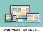 responsive web design. web...