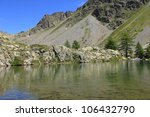 Vens Lakes  Mercantour Nationa...