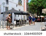 lagos  portugal   june 9  2017  ...   Shutterstock . vector #1064400509