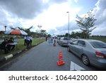 terengganu  malaysia   march 17 ... | Shutterstock . vector #1064420000
