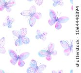seamless pattern with... | Shutterstock . vector #1064440394
