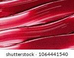 background of lipstick | Shutterstock . vector #1064441540