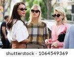 paris september 29  2017.... | Shutterstock . vector #1064549369