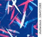 textile striped vector seamless ... | Shutterstock .eps vector #1064571083