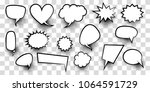announces sketch idea... | Shutterstock .eps vector #1064591729