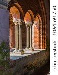 staffarda  piedmont  italy  ... | Shutterstock . vector #1064591750