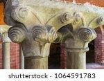 staffarda  piedmont  italy  ... | Shutterstock . vector #1064591783