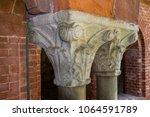 staffarda  piedmont  italy  ... | Shutterstock . vector #1064591789