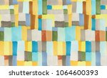 multicolor seamless pattern... | Shutterstock . vector #1064600393