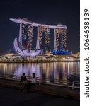 singapore   april 2  2018 ... | Shutterstock . vector #1064638139