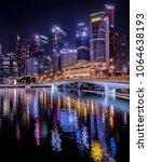singapore   april 2  2018 ... | Shutterstock . vector #1064638193