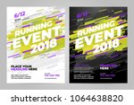 vector layout design template... | Shutterstock .eps vector #1064638820