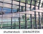 sydney city buildings  glass...   Shutterstock . vector #1064639354