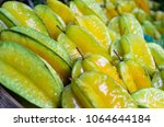 close up and selective focus of ... | Shutterstock . vector #1064644184