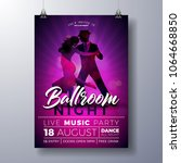 Ballroom Night Party Flyer...