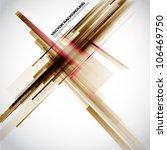 abstract vector background | Shutterstock .eps vector #106469750