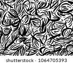 brush stroke pattern....   Shutterstock .eps vector #1064705393