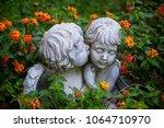 Angels In Love. Sculptures Of...