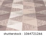natural fabric texture. fabric... | Shutterstock . vector #1064721266