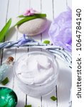 Cosmetic Cream Product Samples...