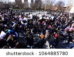 new york city   june 6 2018 ... | Shutterstock . vector #1064885780