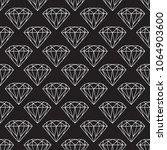seamless vector pattern with... | Shutterstock .eps vector #1064903600