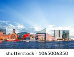 baltimore  maryland  usa  ... | Shutterstock . vector #1065006350
