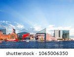baltimore  maryland  usa  ... | Shutterstock . vector #1065006350