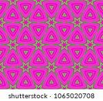 set of pattern of geometric...   Shutterstock .eps vector #1065020708