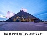 cleveland  ohio usa   march 5th ... | Shutterstock . vector #1065041159