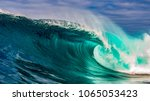 Amazing  perfect wave