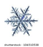 Natural Christmas Snowflake...