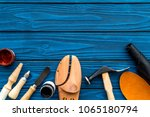 instruments and materials for... | Shutterstock . vector #1065180794