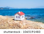 high end resort real estate  ... | Shutterstock . vector #1065191483