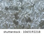 patterns on the beach in the... | Shutterstock . vector #1065192218