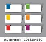 infographic template. raster... | Shutterstock . vector #1065204950