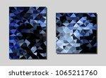 dark bluevector banner for...