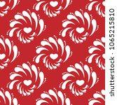 valentine's day seamless   Shutterstock . vector #1065215810