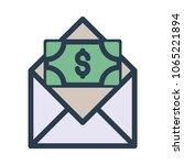 mail cash message