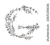 letter g sign design template.... | Shutterstock .eps vector #1065230636