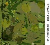 vector illustration. abstract...   Shutterstock .eps vector #1065289526
