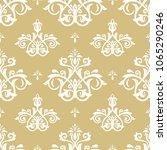 classic seamless vector pattern....   Shutterstock .eps vector #1065290246